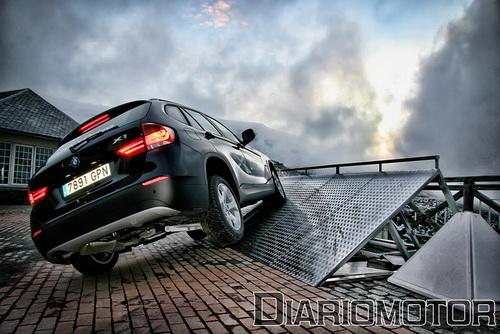 BMW X1 xDrive23d, prueba de contacto