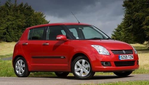 Volkswagen y Suzuki