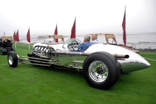 Un coche del todo infernal
