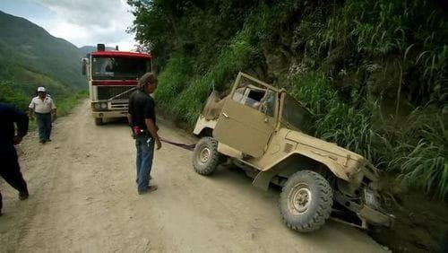Top Gear atraviesa Sudamérica