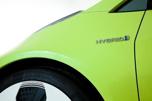 Prototipo híbrido de Toyota