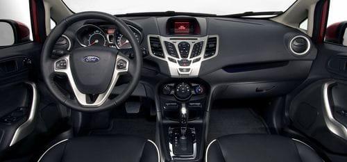 Nuevo frontal y un solo motor para el Ford Fiesta estadounidense
