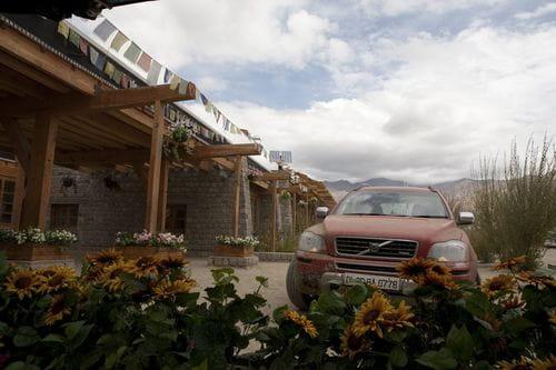 El Volvo XC90, protagonista de Bollywood