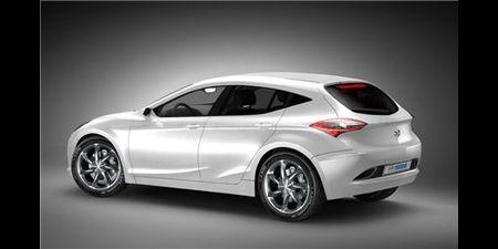 Primeras imágenes del 2010 Mazda3 Concept