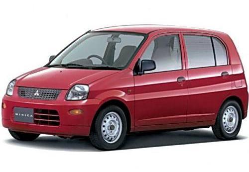 Mitsubishi Minica 2007