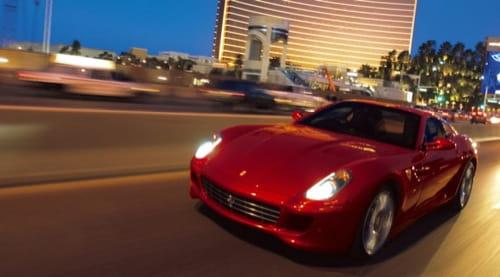 Ferrari 599 GTB Fiorano híbrido