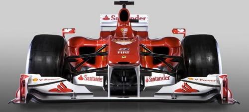 Ferrari F10 2010