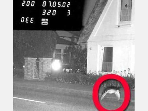 fotos de radares que no son validas