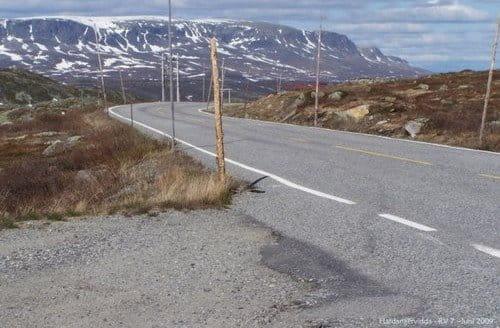 Las careteras turisticas de Noruega