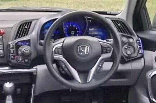 Honda CR-Z, imágenes filtradas de la versión de producción