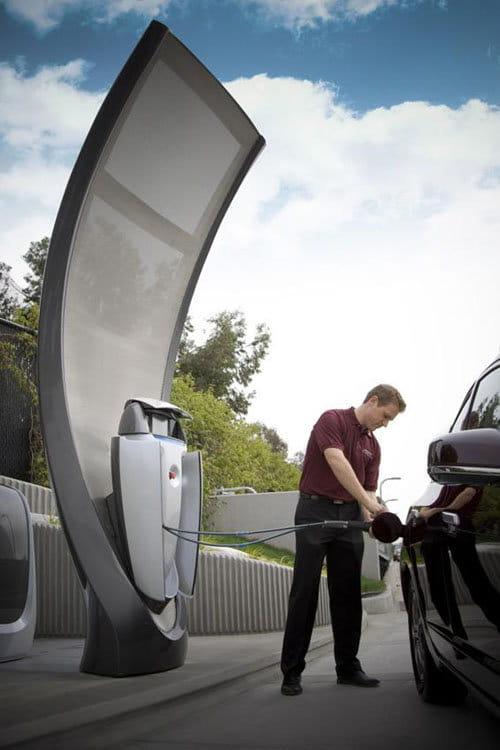 Nueva estación solar de hidrógeno de Honda