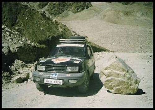la carretera mas alta del planeta