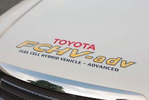 Toyota prueba coches de hidrógeno