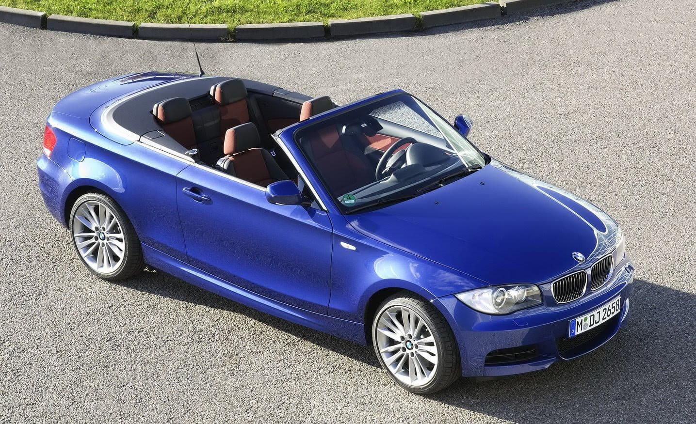 bmw serie 1 135i coup y cabriolet 2011 con nuevo motor 3. Black Bedroom Furniture Sets. Home Design Ideas