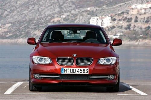 BMW Serie 3 Coupé y Cabrio 2010