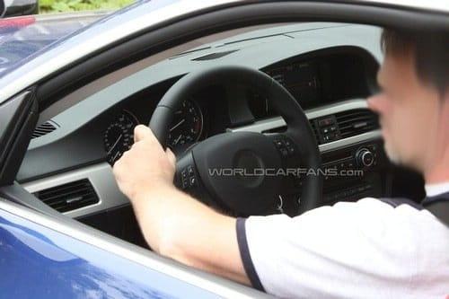 BMW Serie 3 Coupé E92 2011 foto espía
