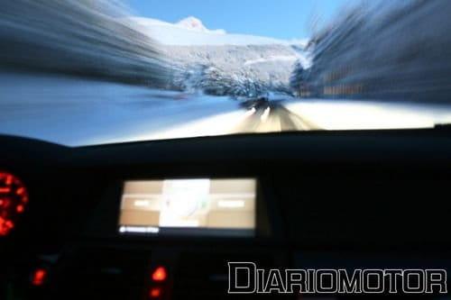 BMW X6 xDrive35d, a prueba (III)
