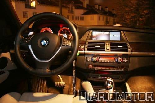 Prueba BMW X6