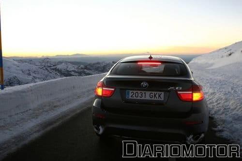 BMW X6 xDrive35d, a prueba (I)