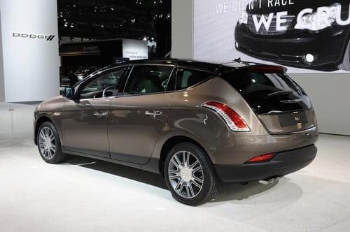 Chrysler Lancia, el primer hijo italoamericano de Fiat-Chrysler