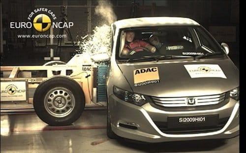 EuroNCAP Honda Insight