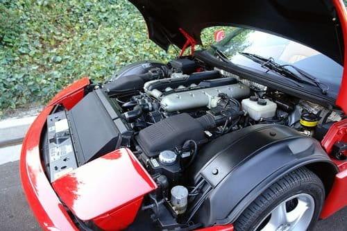 Ferrari 456 GT Spyder, una rareza artesanal