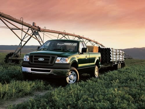 Motores V6, una Ford F-150, fiabilidad y marketing