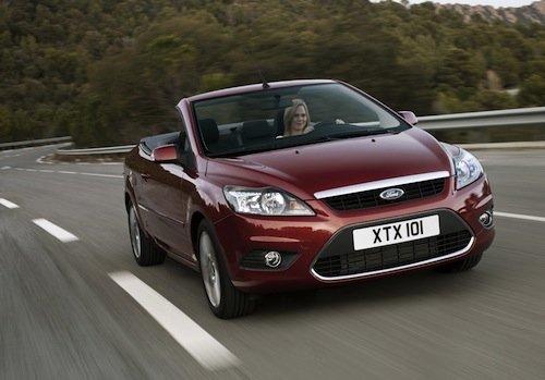 Ford Focus CC (cabriolet)
