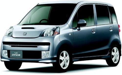 Honda Life 2009