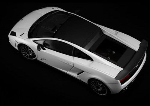Lamborghini Gallardo LP570-4 SV