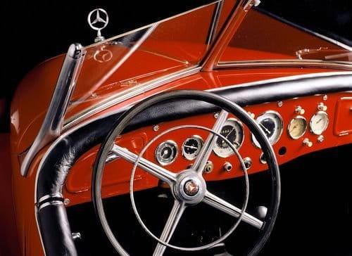 Mercedes 150, el pequeño roadster del año 1935