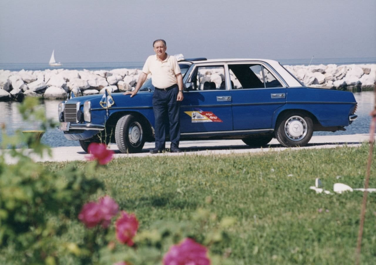 ¿El coche más fiable del mundo? Un Mercedes 200D con 4.6 millones de km