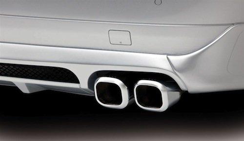 Mercedes Clase E Coupé por Lorinser