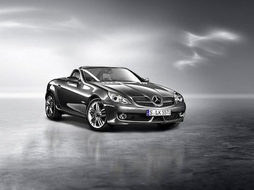 Mercedes SLK Grand Edition