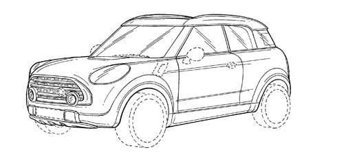 Mini Crossman, revelado en unos bocetos el diseño final
