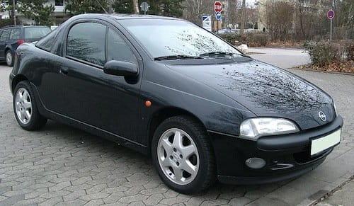 Opel Tigra coupé 2000