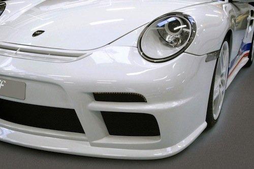 Porsche 997 GT3 y GT3 RS GTurbo1000