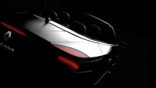 Renault Mégane CC, teaser