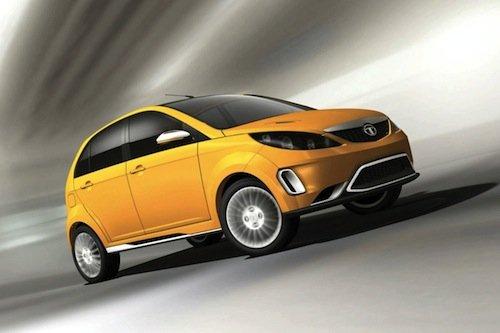 Tata Indica Vista Sport Concept