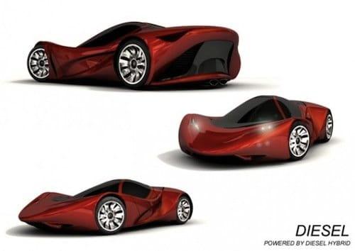 Un superdeportivo diésel inspirado en Vin Diesel