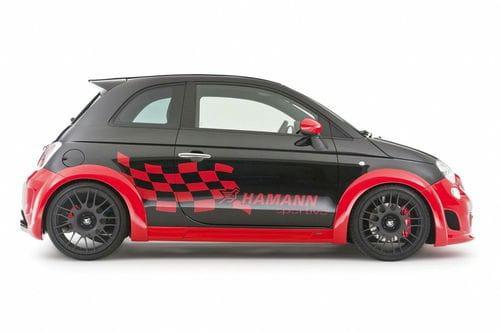 Fiat 500 Abarth por Hamann
