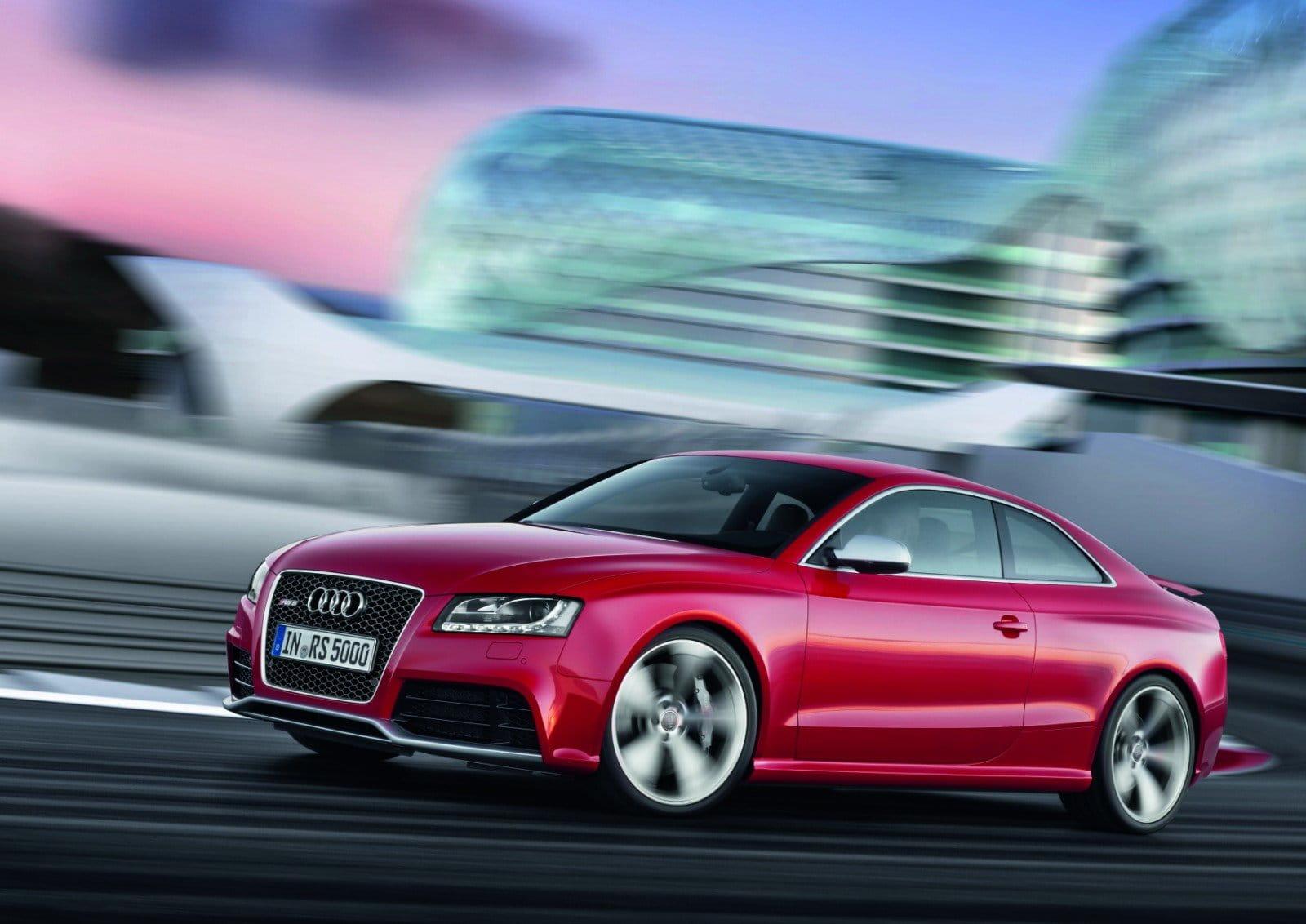 Audi Rs5 2011 A Fondo Diariomotor
