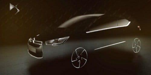 Citroen DS4 - Segundo Teaser