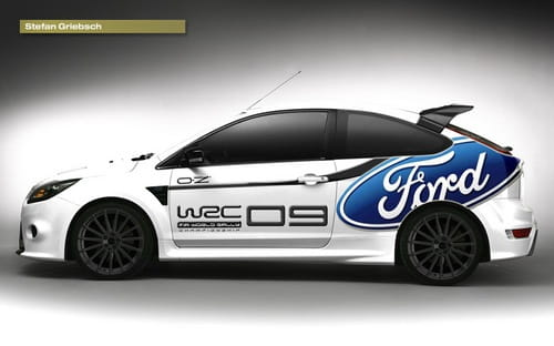 Ford Focus RS WRC Edition (Diseño no ganador)