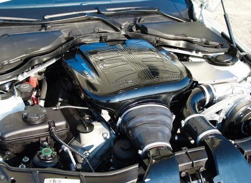 Manhart BMW M3 E92 Compressor