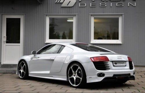 Prior Design Audi R8 Carbon
