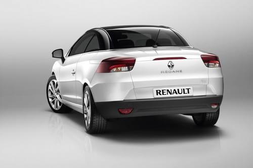 Renault Mégane CC 2010