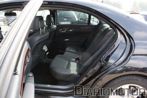 s350l asientos traseros
