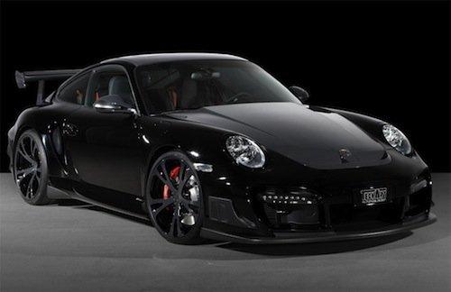 Techart gt street r un 911 turbo con mucho estilo for Porche americano