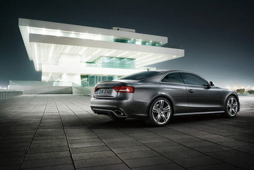 Audi RS5, imágenes del catálogo filtradas